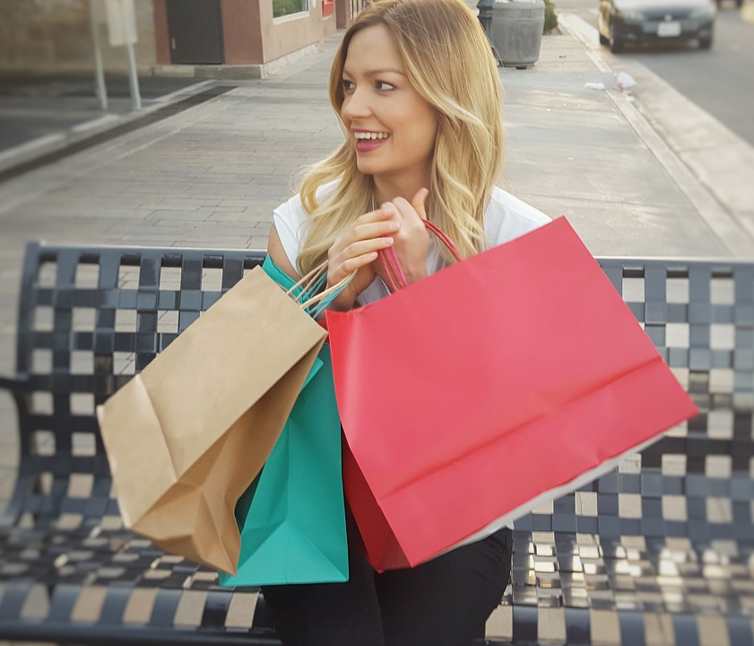 The New Stuff Buzz.  Retail Therapy.
